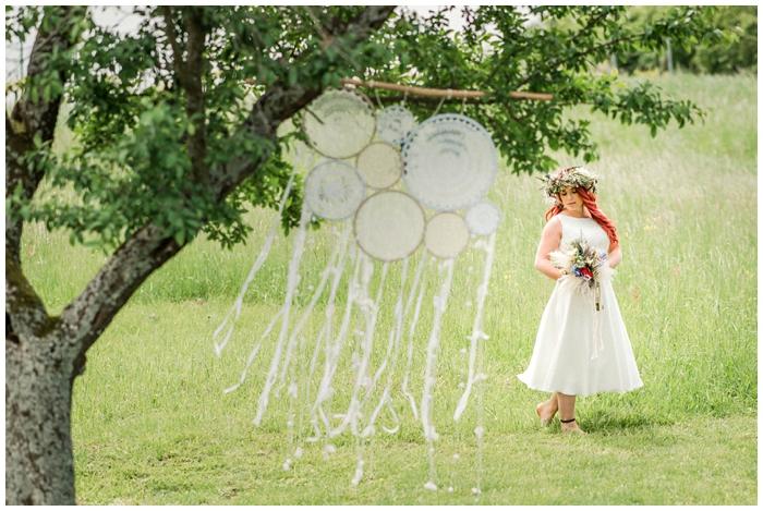 Boho-Hochzeit-Inspiration-Idee